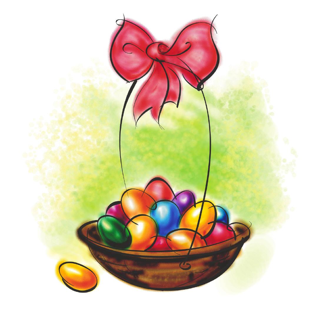 Običaji i tradicije u svetu - Page 2 Easter-basket