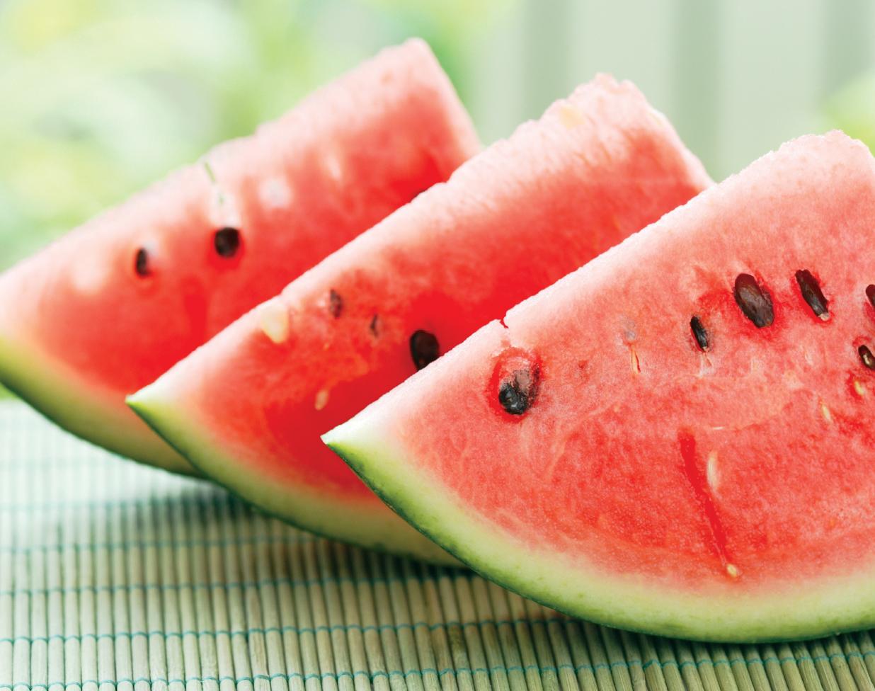 My Favorite Summer Fruit: Watermelon!