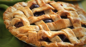 Grape-and-Pear-Pie